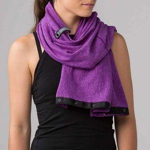 Lulu Vinyasa scarf